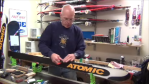 Edge Tuning your skis Video